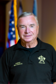 Interim Sheriff William Barnes